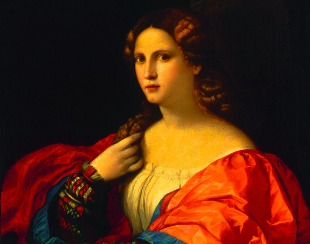 Francesca Caccini - 1587 bis 1641? - Komponistin,, Musikerin und Sängerin am Medici-Hof